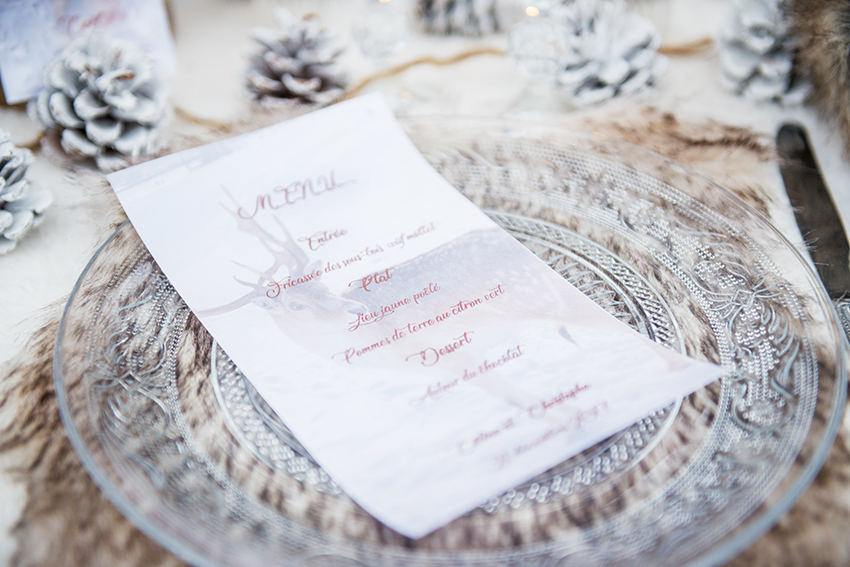 Shooting d'inspiration mariage hivernal - Sublime wa wedding planner orléans